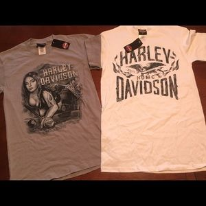 Men's Harley Davidson 2 pack